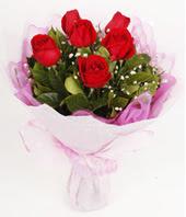 9 adet kaliteli görsel kirmizi gül  Zonguldak çiçek gönderme