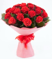 12 adet kırmızı gül buketi  Zonguldak çiçek siparişi sitesi