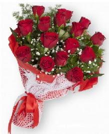 11 kırmızı gülden buket  Zonguldak güvenli kaliteli hızlı çiçek