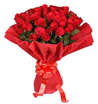 41 adet gülden görsel buket  Zonguldak çiçek satışı