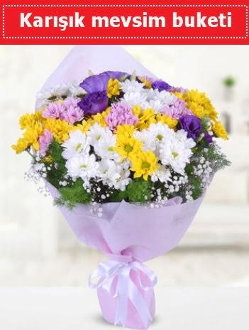 Karışık Kır Çiçeği Buketi  Zonguldak güvenli kaliteli hızlı çiçek
