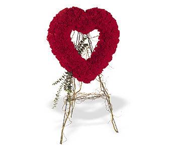 Zonguldak internetten çiçek satışı  karanfillerden kalp pano