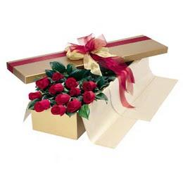 Zonguldak anneler günü çiçek yolla  10 adet kutu özel kutu