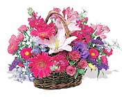küçük karisik özel sepet   Zonguldak çiçek online çiçek siparişi