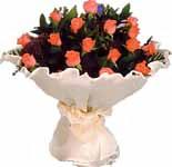 11 adet gonca gül buket   Zonguldak çiçek gönderme sitemiz güvenlidir