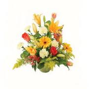 karisik renkli çiçekler tanzim   Zonguldak çiçek gönderme sitemiz güvenlidir