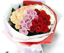 SEVENLERE ÖZEL 51 ADET GÜL  Zonguldak internetten çiçek satışı