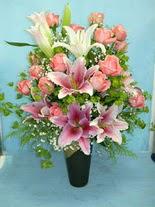 Zonguldak internetten çiçek satışı  cam vazo içerisinde 21 gül 1 kazablanka