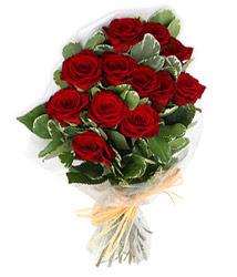 Zonguldak yurtiçi ve yurtdışı çiçek siparişi  9 lu kirmizi gül buketi.