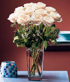 Zonguldak hediye sevgilime hediye çiçek  Cam yada mika vazo içerisinde 12 gül