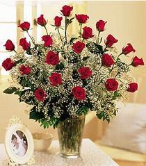 Zonguldak çiçek , çiçekçi , çiçekçilik  özel günler için 12 adet kirmizi gül