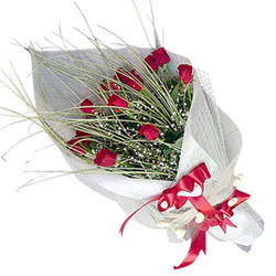 Zonguldak çiçek yolla , çiçek gönder , çiçekçi   11 adet kirmizi gül buket- Her gönderim için ideal
