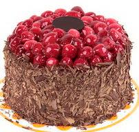 çikolatali franbuazli yas pasta 4 ila 6  Zonguldak çiçek gönderme