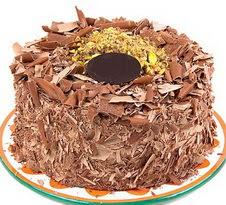 çikolatali 4 ile 6 kisilik yas pasta  Zonguldak çiçek servisi , çiçekçi adresleri