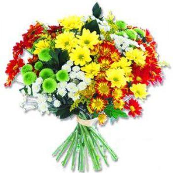 Kir çiçeklerinden buket modeli  Zonguldak online çiçek gönderme sipariş