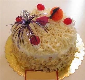 pasta siparisi 4 ile 6 kisilik yaspasta mis lezzette  Zonguldak ucuz çiçek gönder