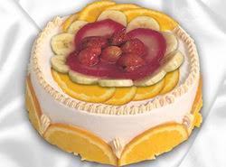 leziz pastane 4 ile 6 kisilik yas pasta meyvali yaspasta  Zonguldak kaliteli taze ve ucuz çiçekler