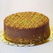 sanatsal pastaci 4 ile 6 kisilik krokan çikolatali yas pasta  Zonguldak cicek , cicekci