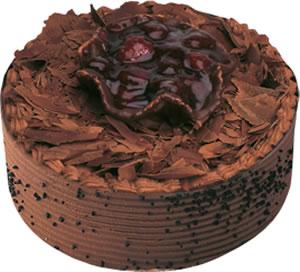pasta satisi 4 ile 6 kisilik çikolatali yas pasta  Zonguldak çiçek , çiçekçi , çiçekçilik
