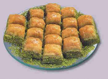 pasta tatli satisi essiz lezzette 1 kilo fistikli baklava  Zonguldak internetten çiçek siparişi