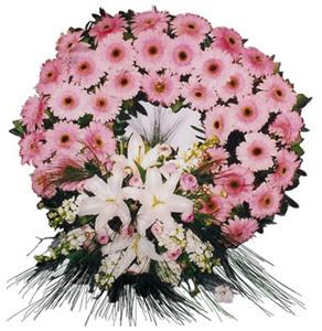 Cenaze çelengi cenaze çiçekleri  Zonguldak çiçek siparişi vermek