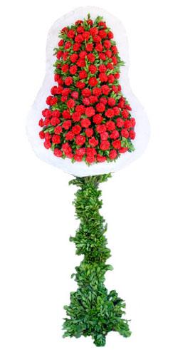 Dügün nikah açilis çiçekleri sepet modeli  Zonguldak çiçekçi mağazası