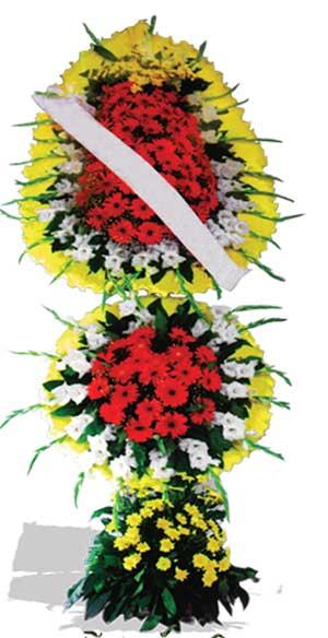 Dügün nikah açilis çiçekleri sepet modeli  Zonguldak çiçek yolla