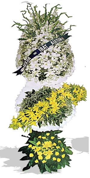 Dügün nikah açilis çiçekleri sepet modeli  Zonguldak çiçek , çiçekçi , çiçekçilik