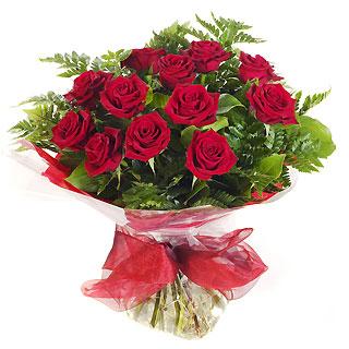 Ucuz Çiçek siparisi 11 kirmizi gül buketi  Zonguldak çiçek online çiçek siparişi