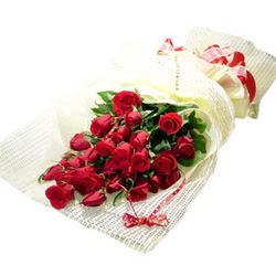 Çiçek gönderme 13 adet kirmizi gül buketi  Zonguldak çiçek satışı