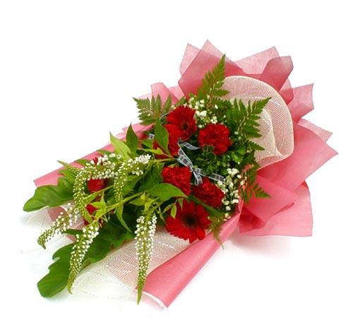 Karisik çiçek buketi mevsim buket  Zonguldak çiçek siparişi sitesi