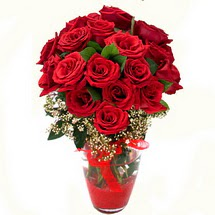Zonguldak çiçek siparişi sitesi   9 adet kirmizi gül