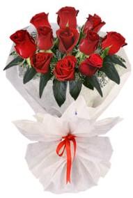11 adet gül buketi  Zonguldak internetten çiçek siparişi  kirmizi gül