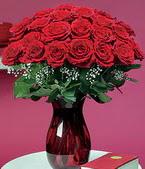 Zonguldak çiçek online çiçek siparişi  11 adet Vazoda Gül sevenler için ideal seçim