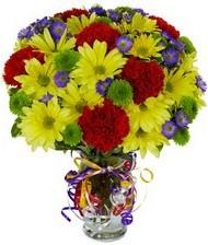 En güzel hediye karışık mevsim çiçeği  Zonguldak hediye çiçek yolla