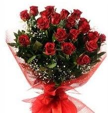 İlginç Hediye 21 Adet kırmızı gül  Zonguldak internetten çiçek siparişi