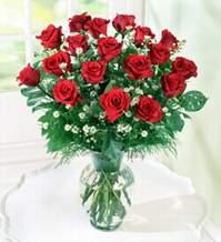 Zonguldak internetten çiçek satışı  9 adet mika yada vazoda kirmizi güller