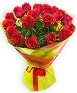 19 Adet kırmızı gül buketi  Zonguldak çiçek siparişi vermek