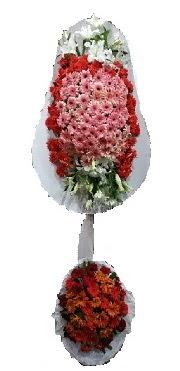 çift katlı düğün açılış sepeti  Zonguldak internetten çiçek satışı
