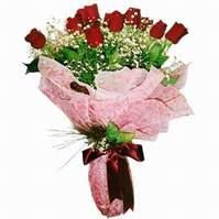 Zonguldak çiçek siparişi sitesi  12 adet kirmizi kalite gül