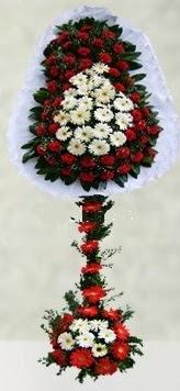 Zonguldak internetten çiçek satışı  çift katlı düğün açılış çiçeği