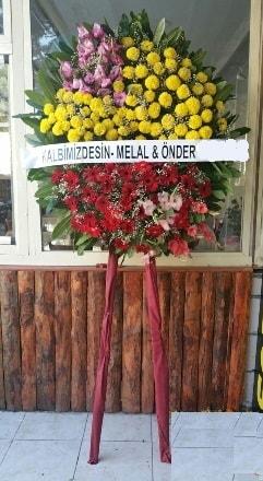 Zonguldak cicekciler , cicek siparisi  Cenaze çiçek modeli