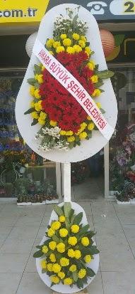 Çift katlı düğün nikah açılış çiçek modeli  Zonguldak İnternetten çiçek siparişi