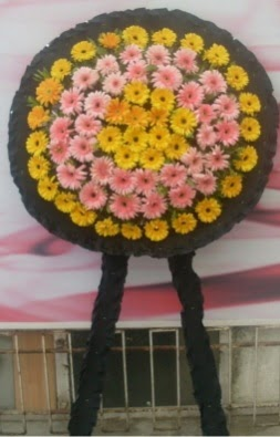 Görsel cenaze çiçeği  Zonguldak çiçekçiler