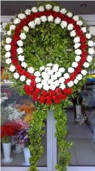 Cenaze çelenk çiçeği modeli  Zonguldak cicekciler , cicek siparisi