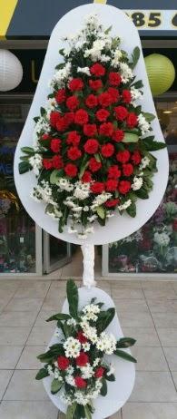 2 katlı nikah çiçeği düğün çiçeği  Zonguldak çiçek gönderme