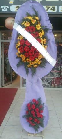 Çift katlı nikah düğüne çiçek modeli  Zonguldak internetten çiçek siparişi