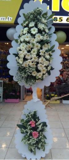 Çift katlı düğün nikah açılış çiçeği  Zonguldak ucuz çiçek gönder