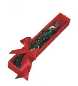 Zonguldak çiçek online çiçek siparişi  tek kutu gül sade ve sik