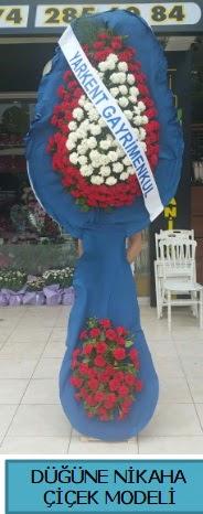 Düğüne nikaha çiçek modeli  Zonguldak çiçek satışı